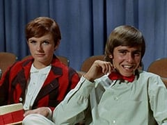 Fern Badderly (Kelly Jean Peters), Davy Jones