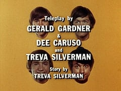 Teleplay by Gerald Gardner & Dee Caruso and Treva Silverman / Story by Treva Silverman