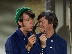 Mike Nesmith, Micky Dolenz