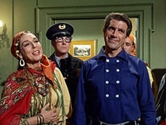 Maria (Jeanne Arnold), Rantha Mansion Guard #2 (Tony Regan), Marco (Vincent Beck), Rocco (Vic Tayback)