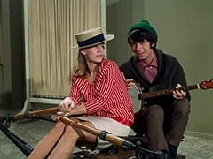 Rowing Girl (Valerie Kairys), Mike Nesmith