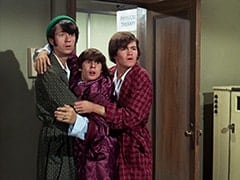 Mike Nesmith, Davy Jones, Micky Dolenz