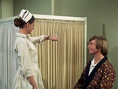 Nurse (Nancy Fish), Peter Tork