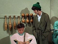 Bruno (Vincent Gardenia), Mike Nesmith