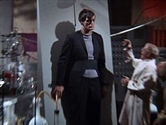 Monster (Richard Kiel), Dr. Mendoza (John Hoyt)