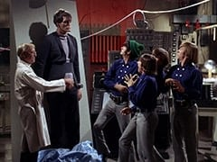Dr. Mendoza (John Hoyt), Monster (Richard Kiel), Mike Nesmith, Davy Jones, Micky Dolenz, Peter Tork