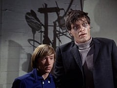 Peter Tork, Monster (Richard Kiel)