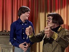 Micky Dolenz, Monster (Richard Kiel)