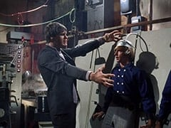 Monster (Richard Kiel), Peter Tork