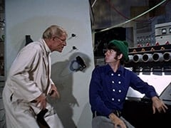 Dr. Mendoza (John Hoyt), Mike Nesmith