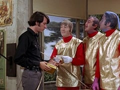 Mike Nesmith, Martian #1 (Ric Klein), Martian #2 (John London), Martian #3 (David Pearl) - The Four Martians