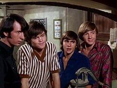 Mike Nesmith, Micky Dolenz, Davy Jones, Peter Tork