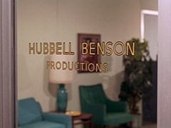 Hubbell Benson Productions