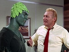 Jolly Green Giant #1 (?), Hubbell Benson (Carl Ballantine)