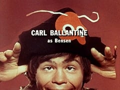 Carl Ballantine as Bensen