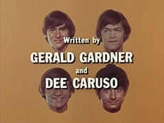 Written by Gerald Gardner and Dee Caruso
