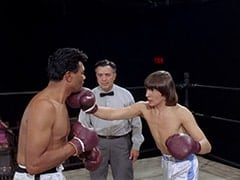 Tiger Smedley (?), Referee (Al Silvani), Davy Jones