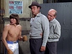 Davy Jones, Vernon (Joseph Perry), Joey Sholto (Ned Glass)