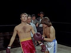 Smasher (Robert Lyons), Referee (Al Silvani), Joey Sholto (Ned Glass), Vernon (Joseph Perry), Davy Jones
