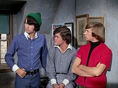 Mike Nesmith, Micky Dolenz, Peter Tork