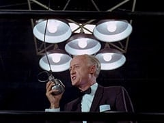 Ring Announcer (Jimmy Lennon)