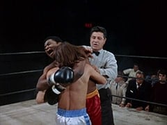 The Champ (D'Urville Martin), Davy Jones, Referee (Al Silvani)