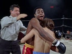 Referee (Al Silvani), The Champ (D'Urville Martin), Davy Jones