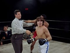 Referee (Al Silvani), Davy Jones, The Champ (D'Urville Martin)