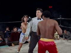 David Pearl, Davy Jones, Referee (Al Silvani), The Champ (D'Urville Martin)