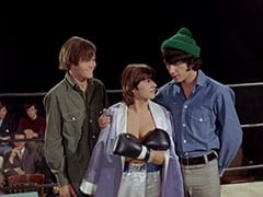 Micky Dolenz, Davy Jones, Mike Nesmith