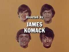 Directed by James Komack