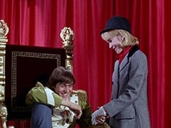 Davy Jones, Wendy Forsythe (Heather North)