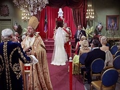 Courtier (Donald Foster), Cardinal (William Chapman), Wendy Forsythe (Heather North), Count Myron (Oscar Beregi), Max (Joe Higgins)