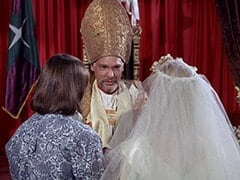 Prince Ludlow (Davy Jones), Cardinal (William Chapman), Wendy Forsythe (Heather North)
