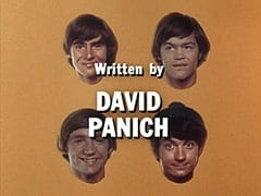 Written by David Panich
