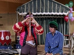 Sword Swallower (Carl Carlsson), Mike Nesmith