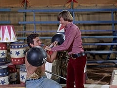 Strong Man (Gene Rutherford), Peter Tork