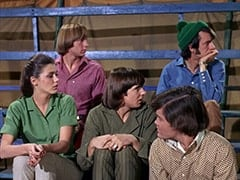 Susan (Donna Baccala), Peter Tork, Davy Jones, Micky Dolenz, Mike Nesmith