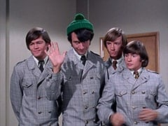 Micky Dolenz, Mike Nesmith, Peter Tork, Davy Jones