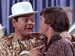 Captain Crocodile (Joey Forman), Micky Dolenz