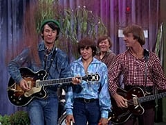 Mike Nesmith, Davy Jones, Micky Dolenz, Peter Tork