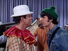 Captain Crocodile (Joey Forman), Mike Nesmith