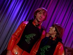 Frogman (Peter Tork), Reuben the Tadpole (Davy Jones)