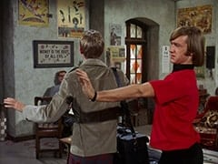Mr. Schneider, Rob Roy Fingerhead (Eldon Quick), Peter Tork