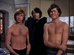 Peter Tork, Mike Nesmith, Micky Dolenz