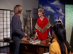 Peter Tork, Madame Quagmeyer (Patrice Wymore), Miss Osborne (Carole Williams)