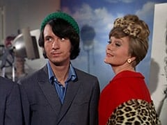 Mike Nesmith, Madame Quagmeyer (Patrice Wymore)