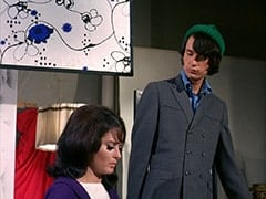 Miss Collins (Nancy Walters), Mike Nesmith