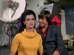 Miss Osborne (Carole Williams), Davy Jones