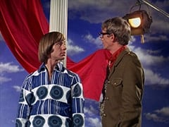 Peter Tork, Rob Roy Fingerhead (Eldon Quick)